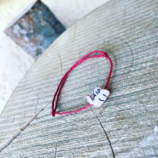 Bracelet chaton