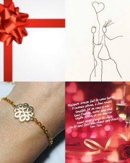 Cadeau exceptionnel pour la Saint Valentin